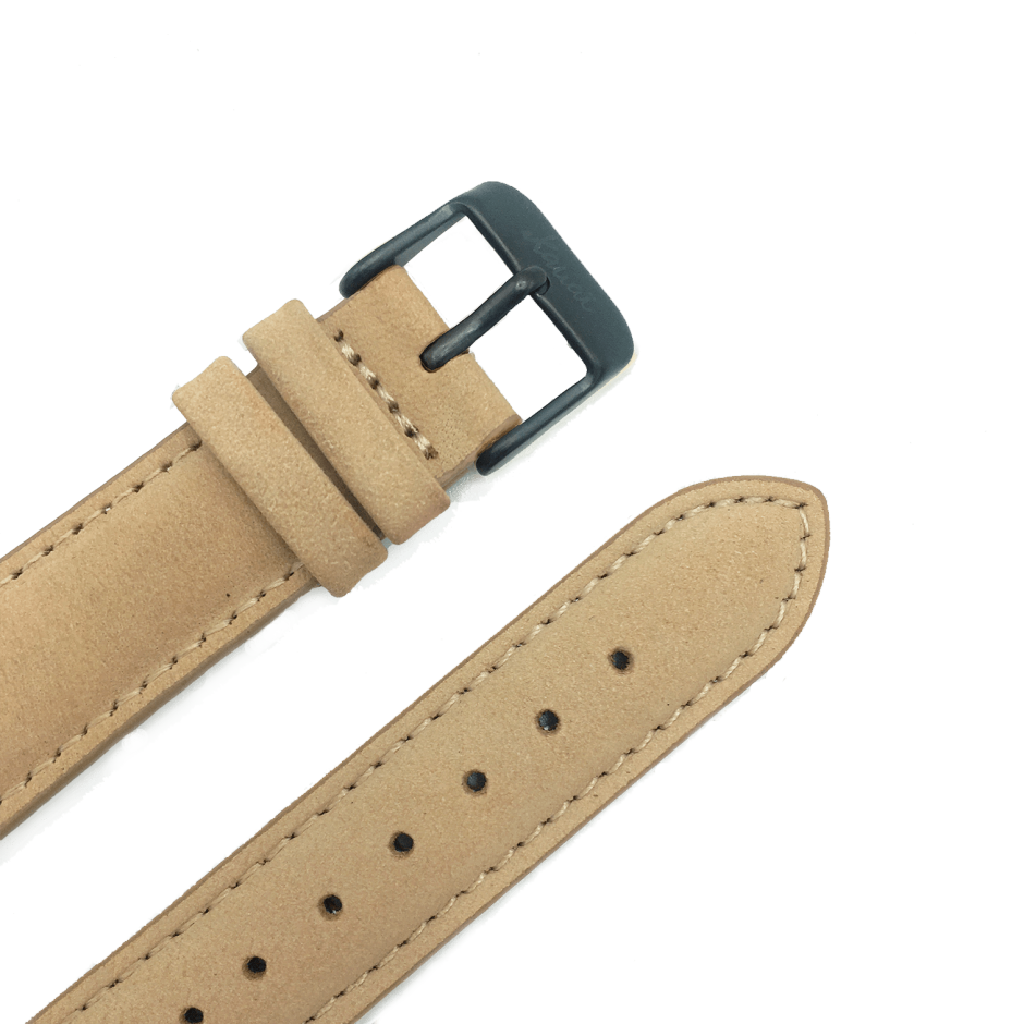 Light brown interchangeable strap